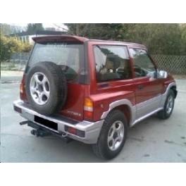 ATTELAGE Suzuki Vitara 1998-2001 - (3 portes) (chassis court) - rotule equerre - attache remorque BRINK-THULE