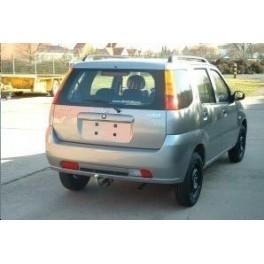 ATTELAGE Suzuki Ignis hayon 10/2003- - 2 et 4WD (TSM) - COL DE CYGNE - attache remorque BRINK-THULE
