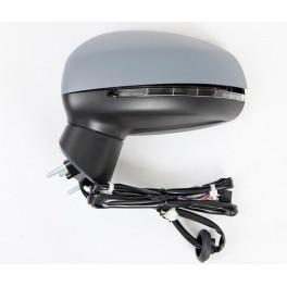 retroviseur complet audi a1 2011 electrique clignotant rabattable droit autoprestige. Black Bedroom Furniture Sets. Home Design Ideas