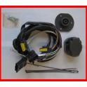 Faisceau specifique attelage PEUGEOT 207 BREAK 2007- 7 Broches montage facile prise attelage
