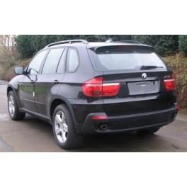 ATTELAGE BMW X5 2007-2013 (E70) - RDSO demontable sans outil - attache remorque WESTFALIA