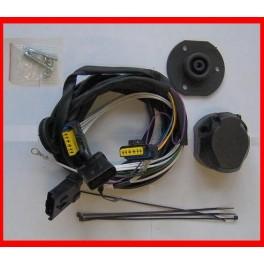 Faisceau specifique attelage FIAT DUCATO 2006-2011 - 7 Broches montage facile prise attelage