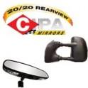 Retroviseur complet AGRICOLE -DT-230X180 - CIPA